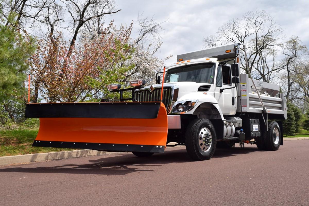 municipal truck body