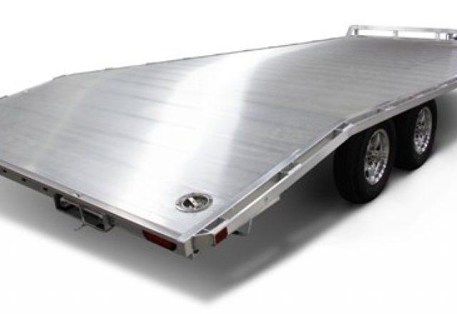 Aluma utility trailer