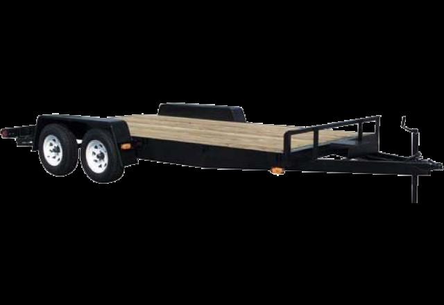 Car Mate open car trailers