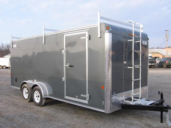 Contractor Trailer For Sale T P Trailers Inc