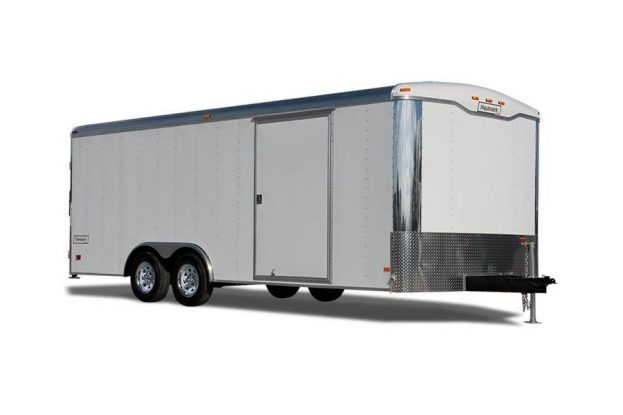 enclosed car trailer for sale