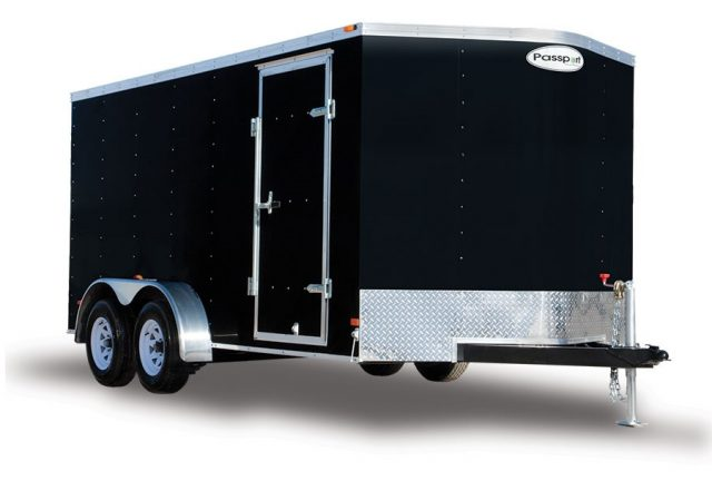 Haulmark enclosed cargo trailer