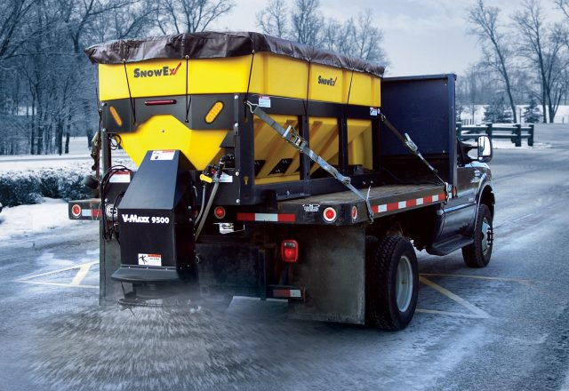 SnowEx Spreaders