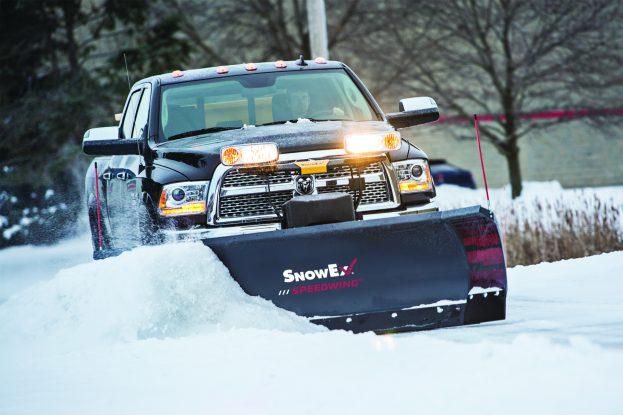 SnowEx Snow Plow