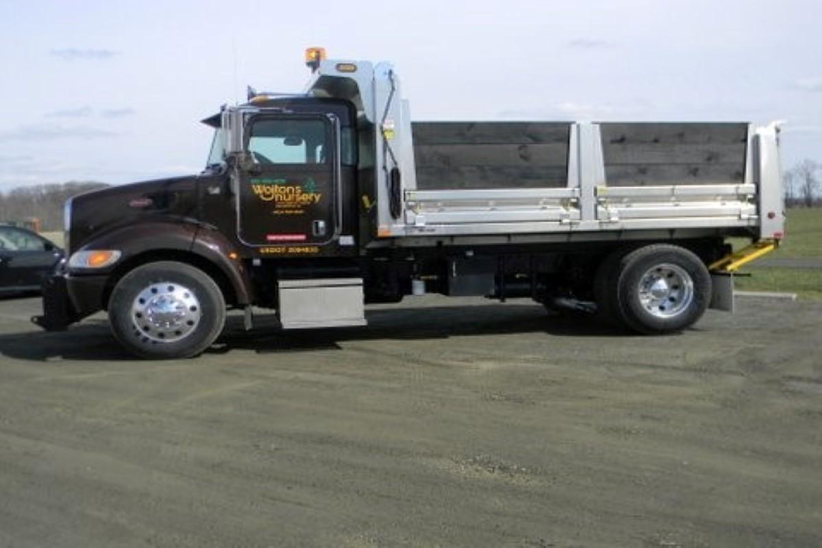new truck body