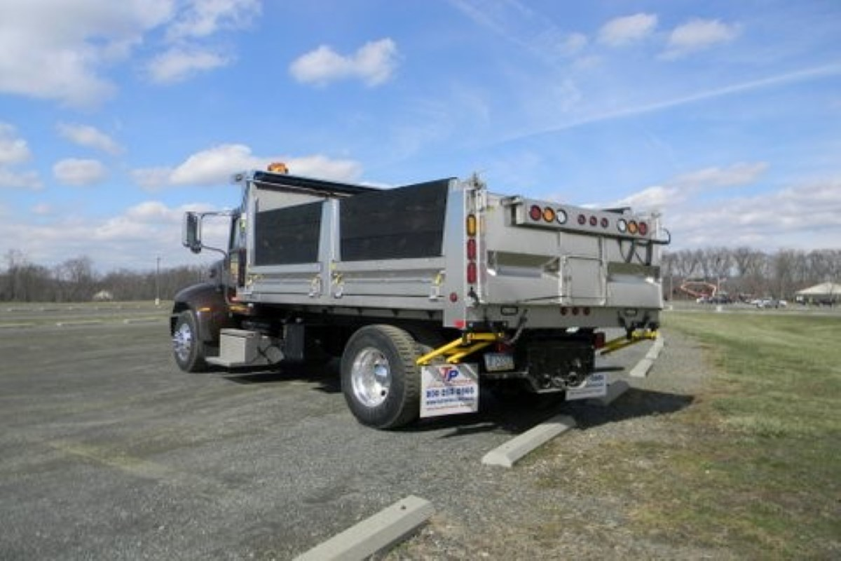custom truck body by TP Trailers