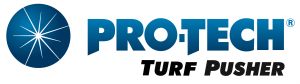Pro Tech Turf Pusher Logo