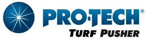 Turf Pusher Logo Blue