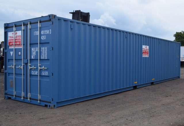Shipping Cargo Containers Conex Boxes for Sale