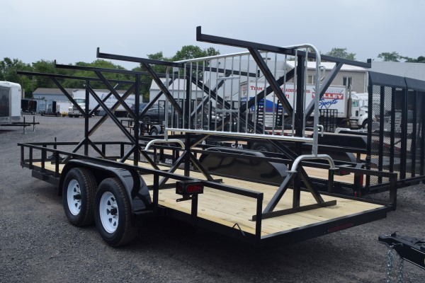 Custom Trailer Fabrication