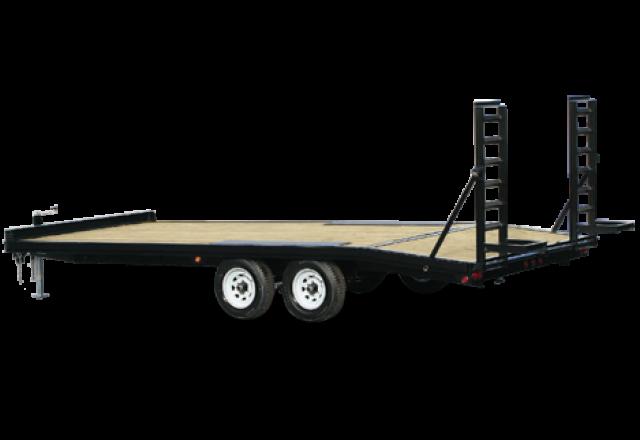 Premier deckover trailer