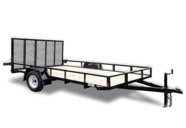 Car Mate landscape trailers