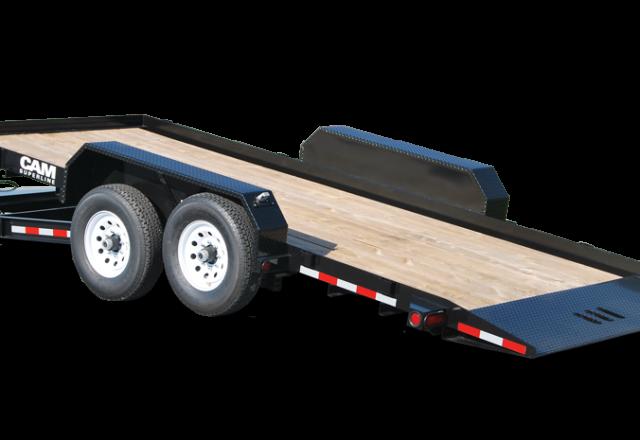 CAM tilt trailer