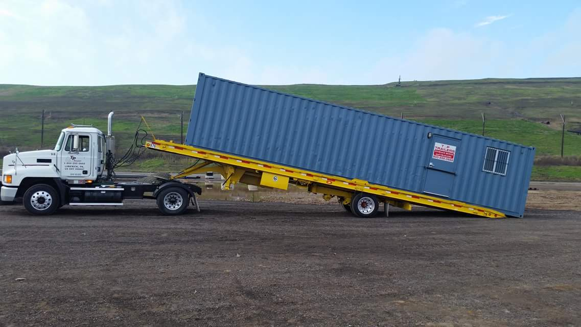 Custom Storage Containers TP Trailers Inc