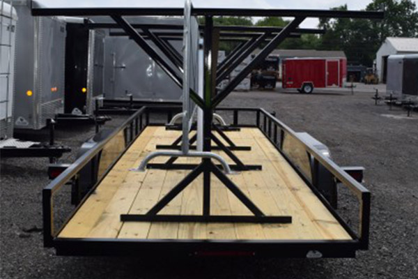 Custom Fabrication For Trailers