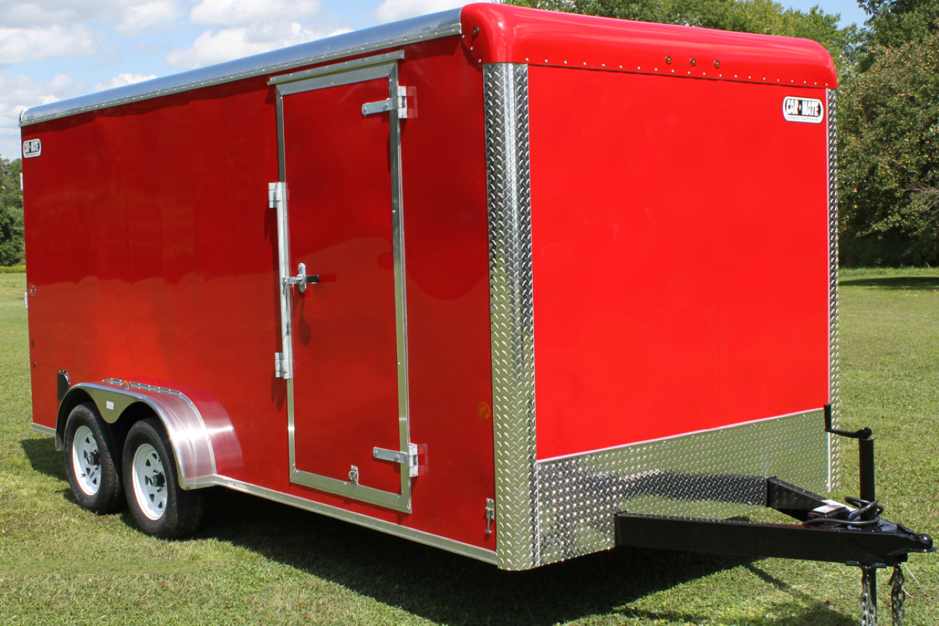 Chipper Truck For Sale >> Enclosed Cargo Trailers For Sale | T.P. Trailers, Inc.