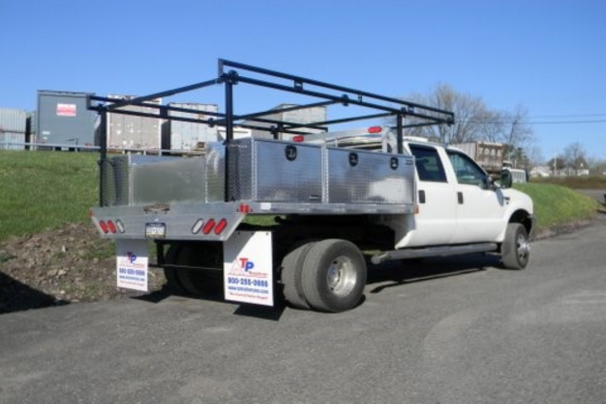 truck body by TP Trailers