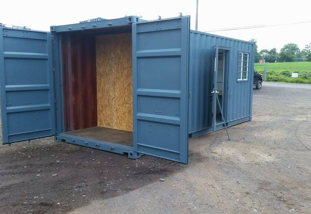 On Site Office Containers For Sale Rent Ground Level Office