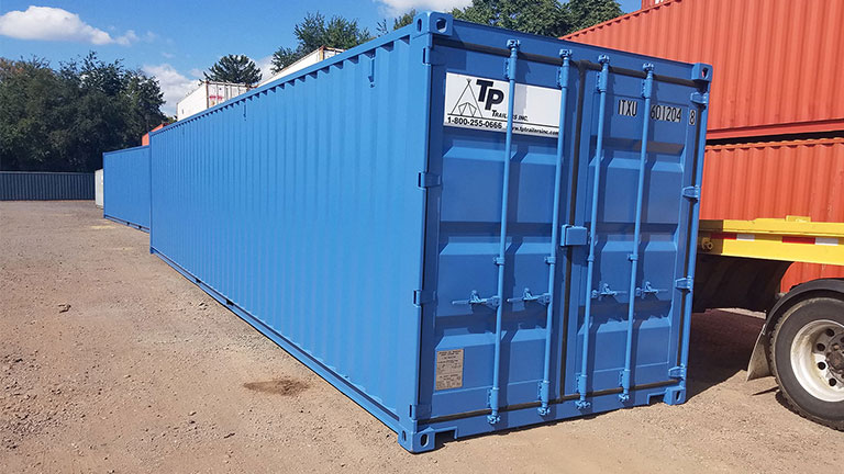 Shipping Container Rental in Lancaster PA