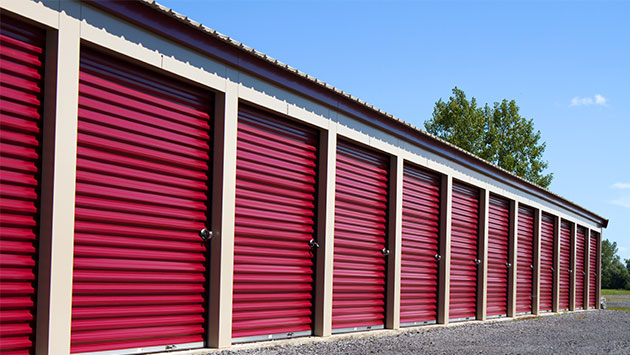 storage unit that's more expensive than renting a storage container