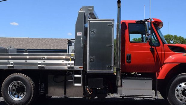 Aluminum Truck Bodies vs. Steel Truck Bodies