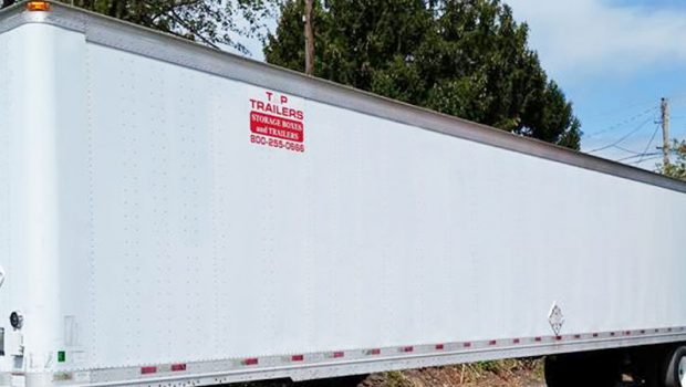 6 Dry Van Storage Trailer Benefits