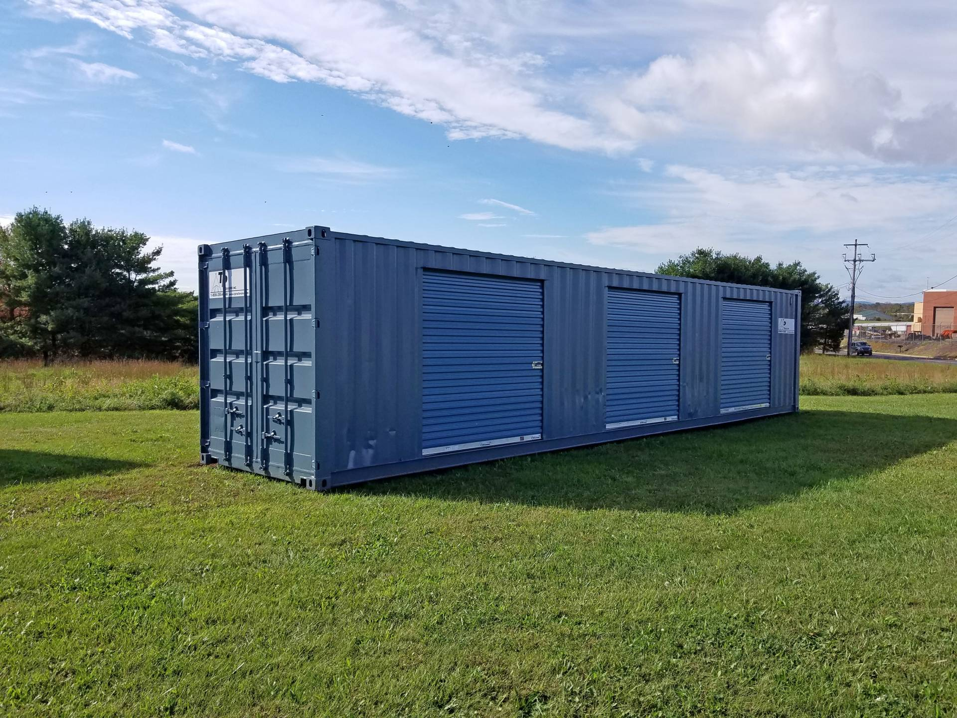 storage container for sale or rent in Montgomery County PA TP
