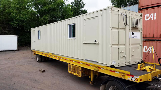 portable storage transport