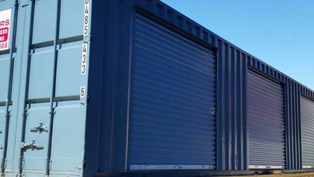 Stuck Storage Container Door: How to Open It