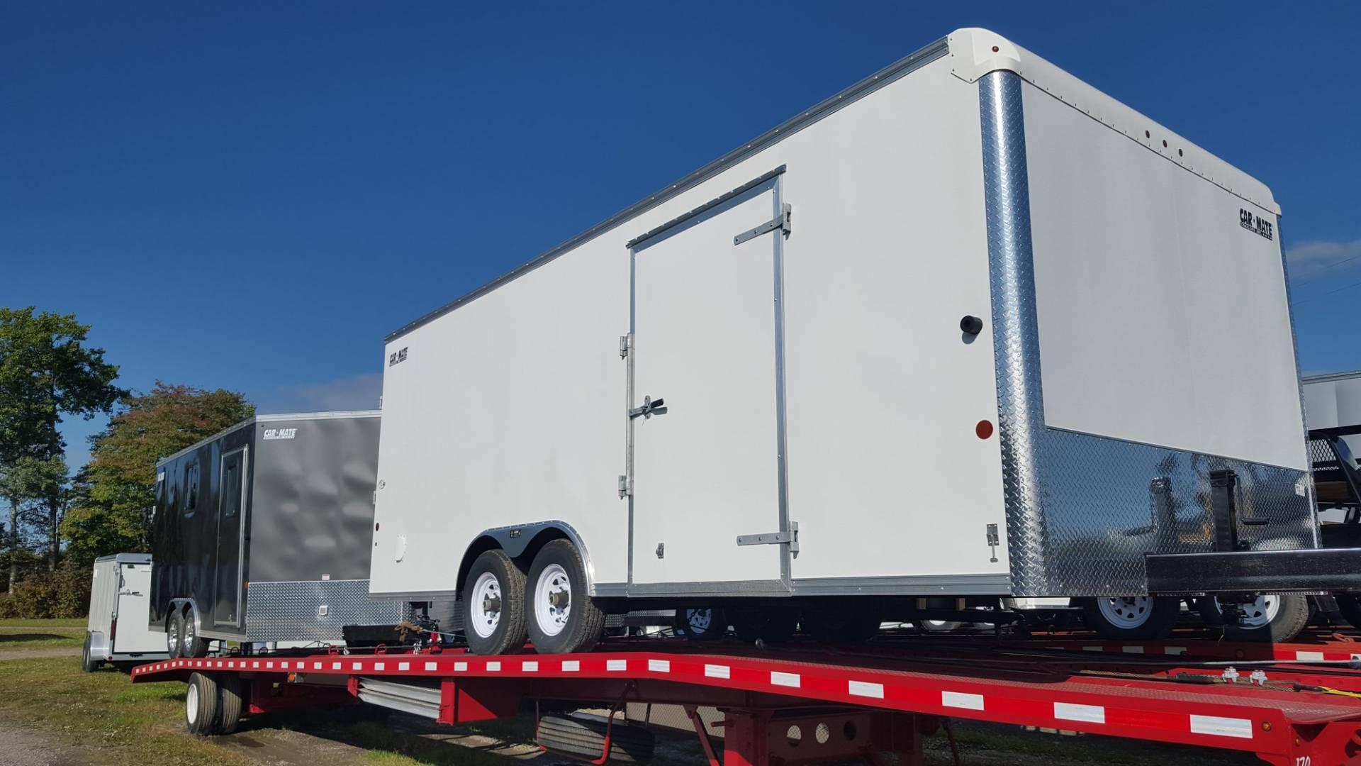 8x20 custom car trailer