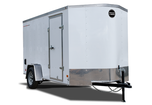 Wells Cargo enclosed trailers for sale