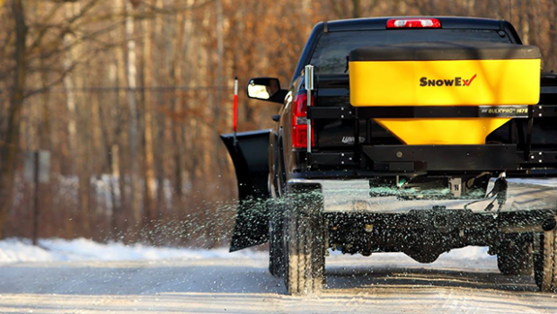 Salt Spreader Maintenance Guide