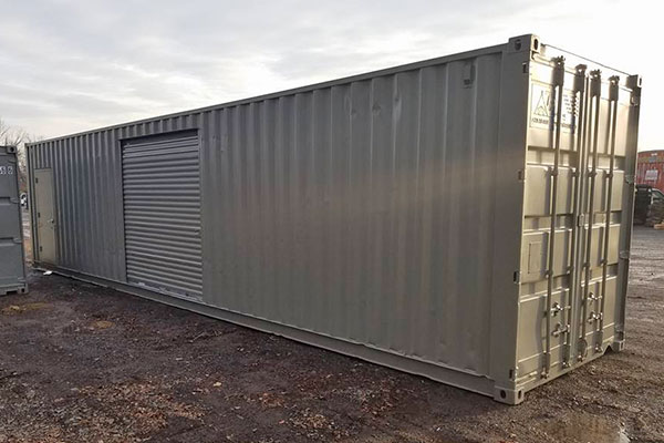 shipping container repairs