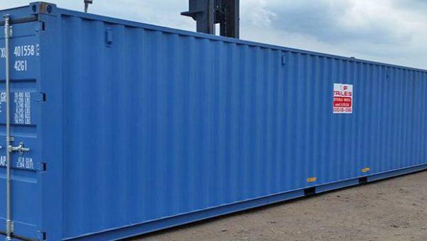 Storage Container Maintenance & Repairs