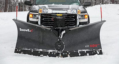 install a snow plow for pickup trucks