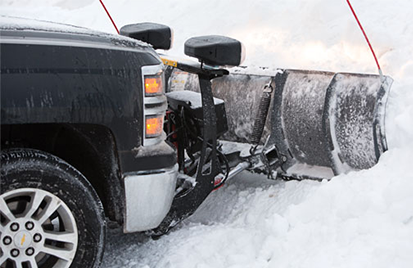 install a snow plow