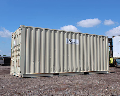 shipping container lifespan