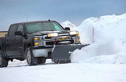 snow plows for pickup trucks