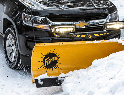 snow plow blade repair