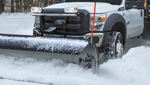 V-Plows vs. Straight Blade Plows