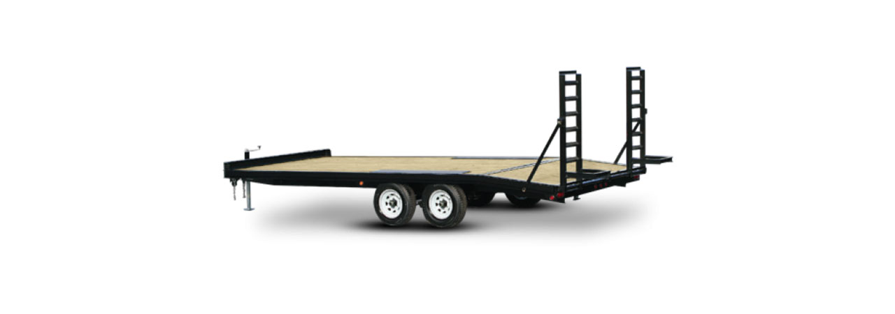 deckover trailer sizes