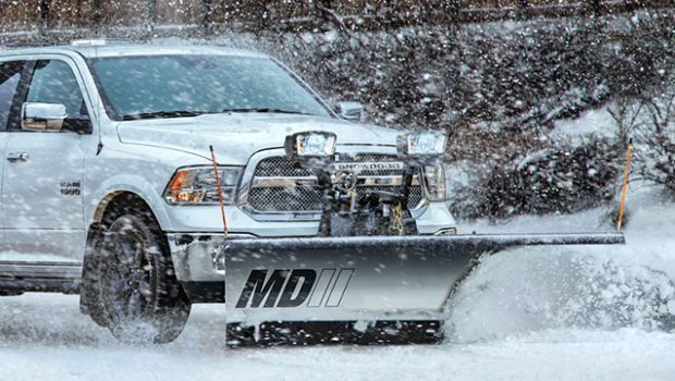 How to Plow a Driveway or Parking Lot