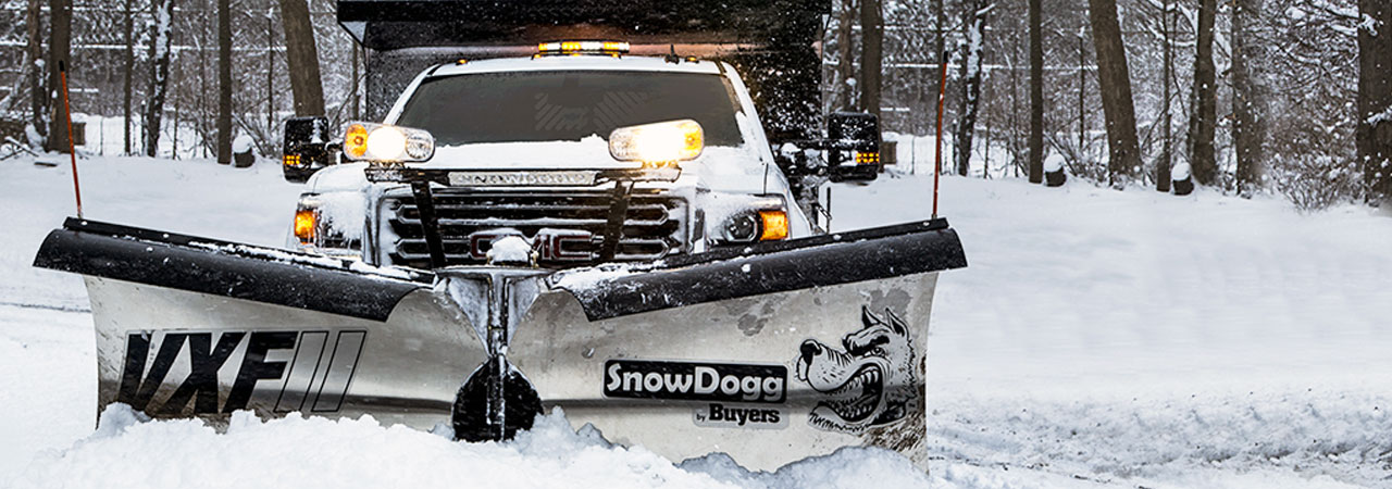 snow plowing tips