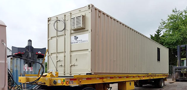 modified shipping containers for sale