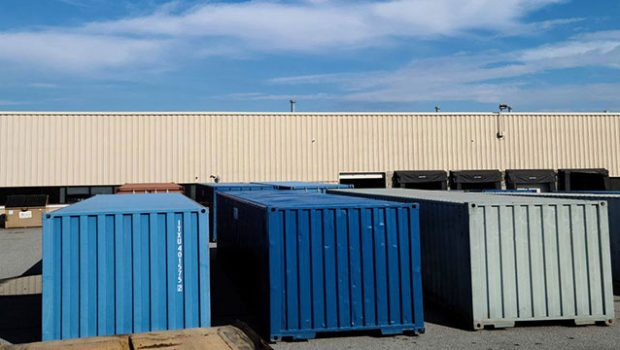 On-Site Storage Containers for Sale and Rent