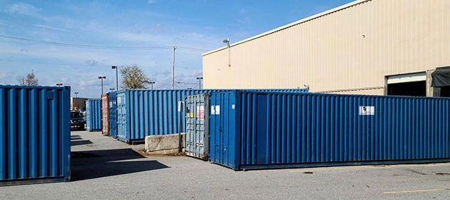 on-site storage solutions