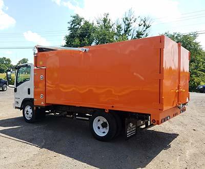 Junk Trucks For Sale Custom Junk Removal Hauling Equipment