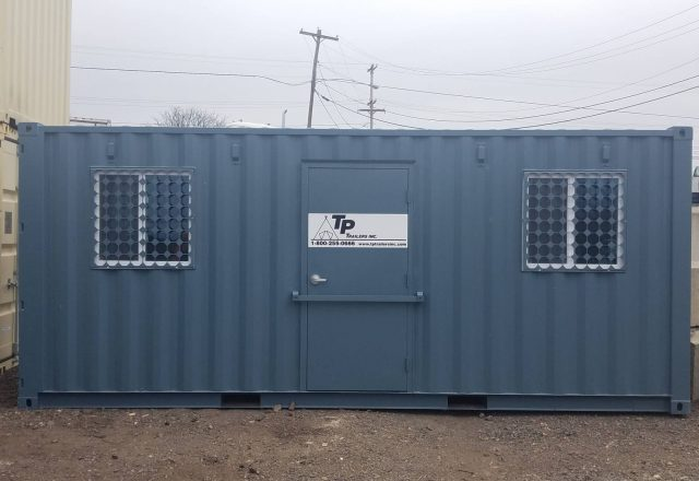 20 foot office container for sale