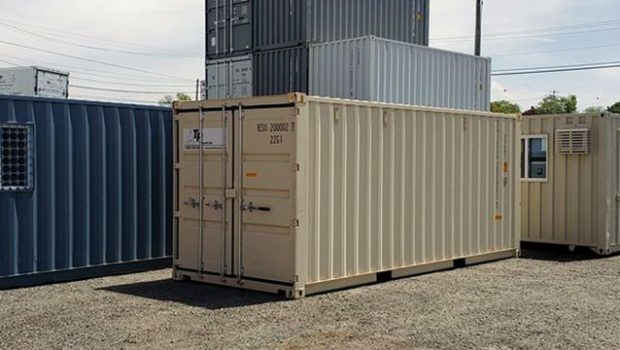 Sea Can Containers for Sale and Rent
