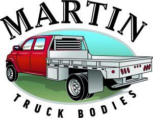 Martin Truck Bodies Logo - CMYK